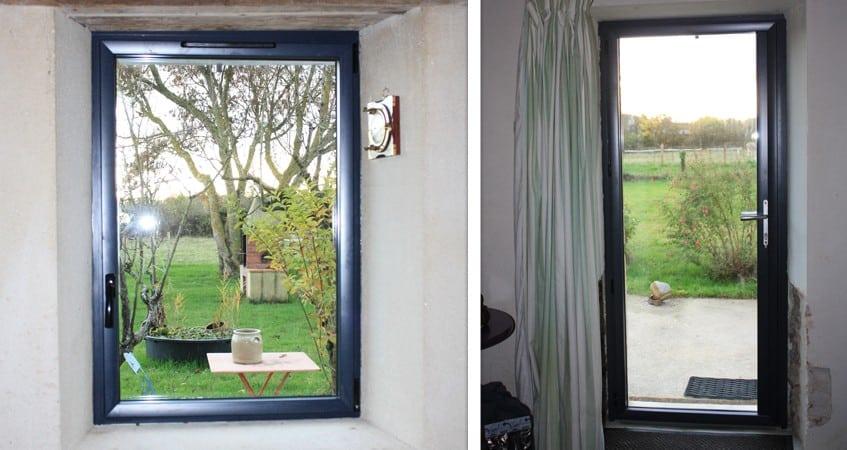 vos portes et fen tres en pvc et aluminium l importance du prix. Black Bedroom Furniture Sets. Home Design Ideas